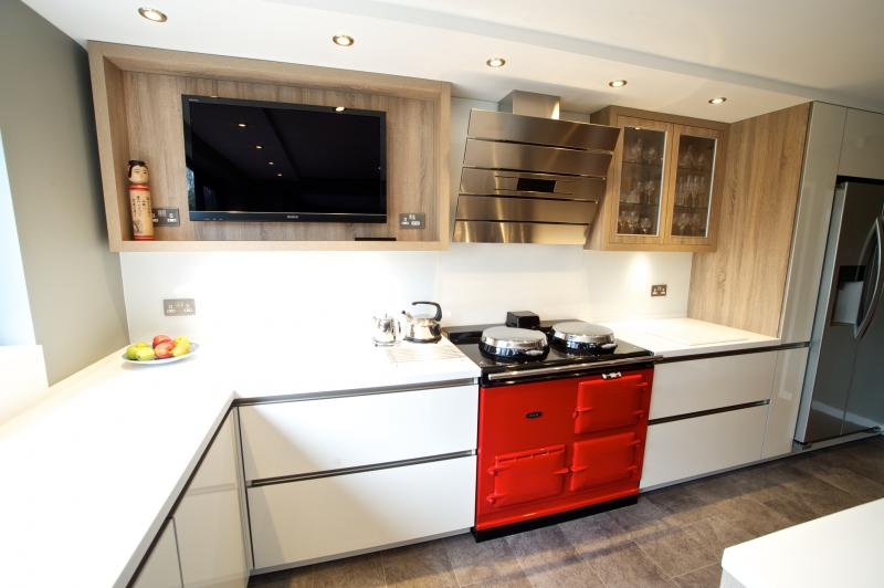 Family 39 Heart Of The Home 39 Fitted Kitchen With Aga Keller Design Centre Lytham Fitted