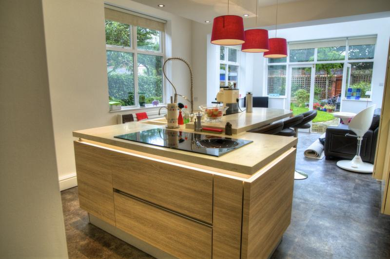 Full Hob Kitchen ~ Innovative kitchen islands with sink and hob