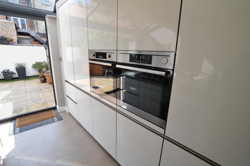 Mews Cottage Kitchen Extension Keller Design Centre