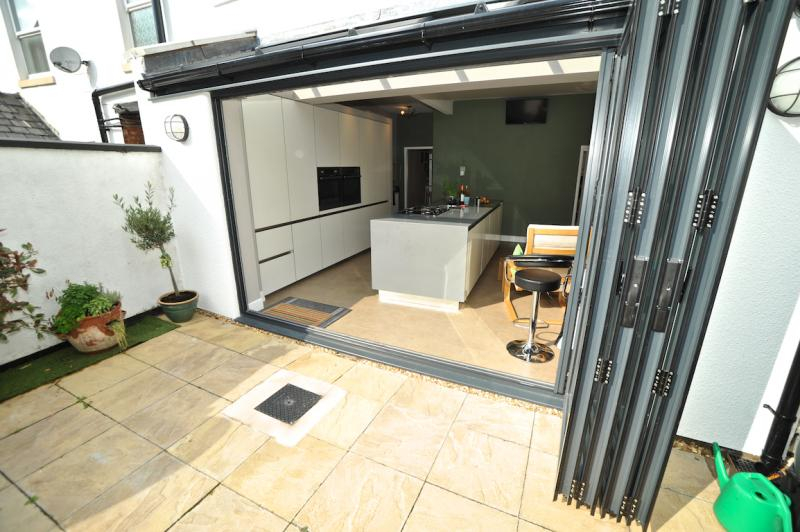 Mews Cottage Kitchen Extension Keller Design Centre Lytham Fitted Kitchen Design