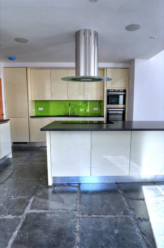 Vanilla High Gloss Fitted Kitchen Lytham St Anne S