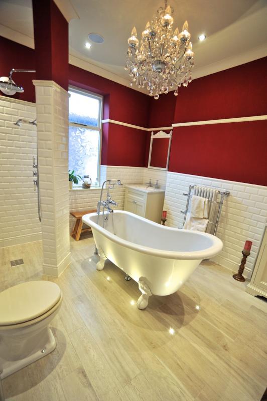 Victorian Bathroom Warton Street Keller Design Centre