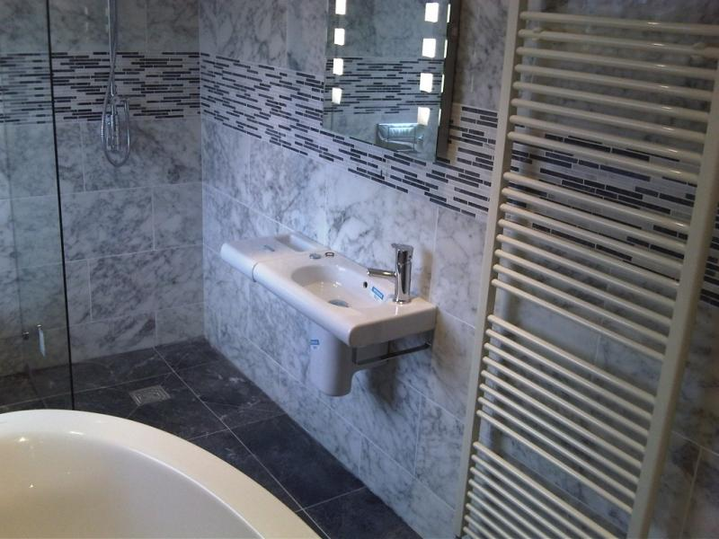 Bathrooms Glasgow - design and Fitting
