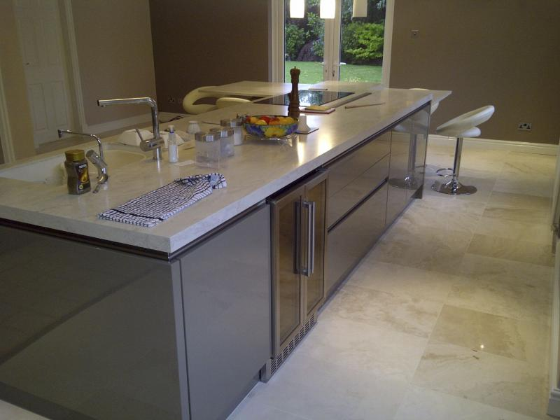 Open Plan Fitted Kitchen-Diner, Regent Avenue, Lytham St Anne's