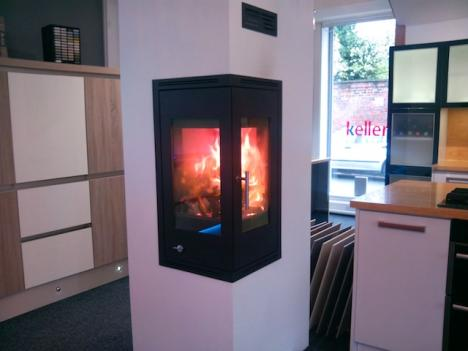 Log Burner-Wood Burning Stove