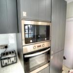eye level ovens in tall units